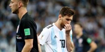 La frase con la que Ivan Rakitic defendió a Lionel Messi de las críticas