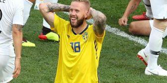 Tres jugadores de Suecia se intoxicaron y son baja ante Alemania
