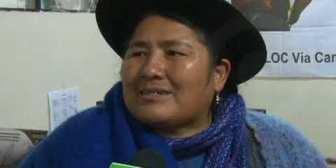 """""""Bartolinas"""" defenderán la repostulación de Evo Morales"""