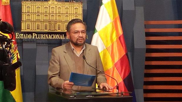 Gobierno llama a diálogo pero sin tocar la Ley 195