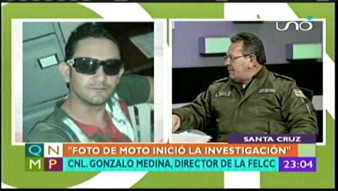 Policía revela identidad de asesino del piloto Pablo Suárez