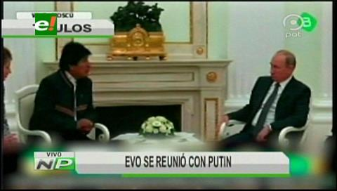 Video titulares de noticias de TV – Bolivia, mediodía del miércoles 13 de junio de 2018