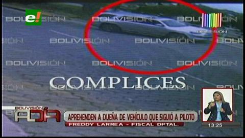 Dueña de vehículo que siguió a piloto beniano asesinado fue aprehendida