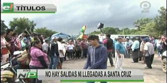 Video titulares de noticias de TV – Bolivia, mediodía del lunes 18 de junio de 2018