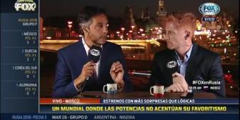 López y Liberman firman el empate de Argentina ante Croacia