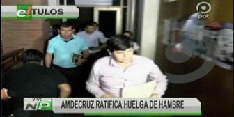 Video titulares de noticias de TV – Bolivia, mediodía del viernes 22 de junio de 2018