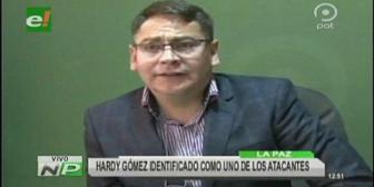 """Muerte de """"Oti"""": Hardy Gómez es identificado como uno de los atacantes"""
