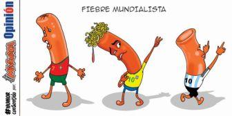 Caricaturas de Bolivia del jueves 21 de junio de 2018