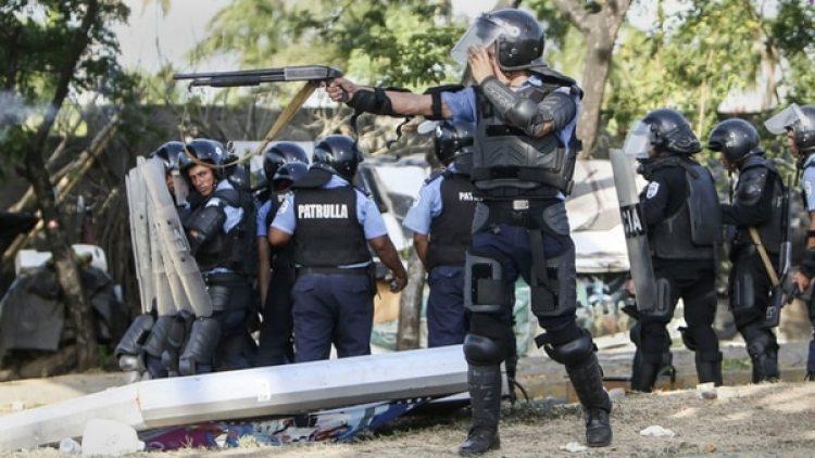 Aumentan las víctimas de la represión en Nicaragua