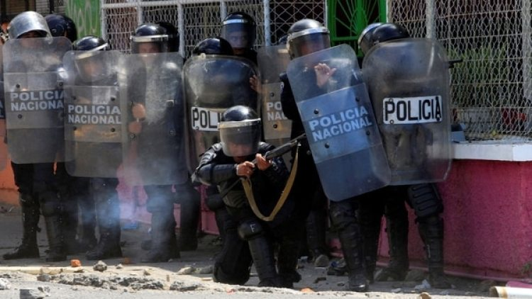 Más de 220 personas fueron asesinadas por el régimen de Daniel Ortega