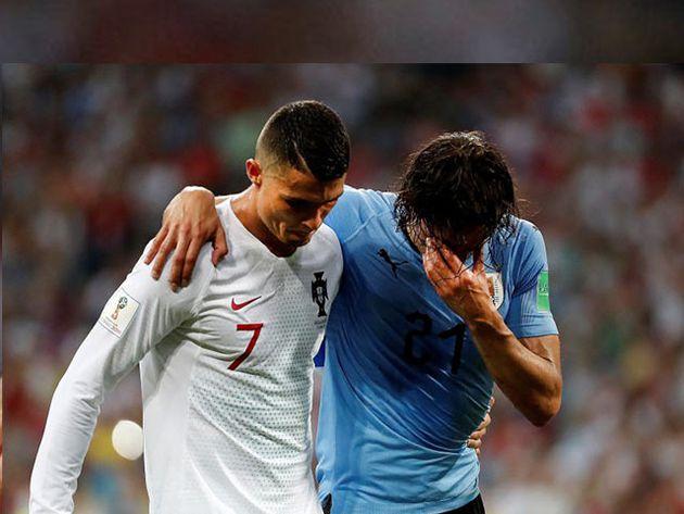 edinson cavani no jugara en el uruguay contra francia en rusia 2018