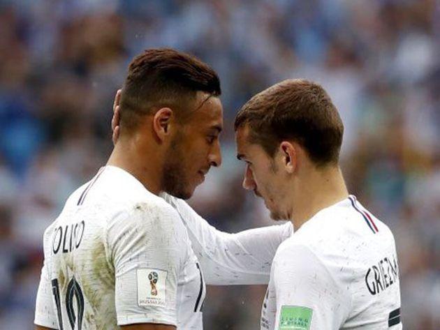 la razon por la que griezmann no celebro su gol ante uruguay