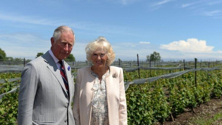 El príncipe Carlos es fanático de los quesos y productos locales (Getty Images)