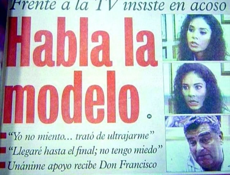 """Además del caso de Gómez, Landaeta citó otras fuentes que consideraron """"peligroso"""" al animador."""