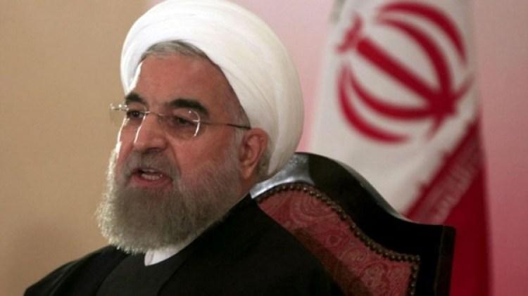 Hasan Rohani, presidente de Irán (Reuters)
