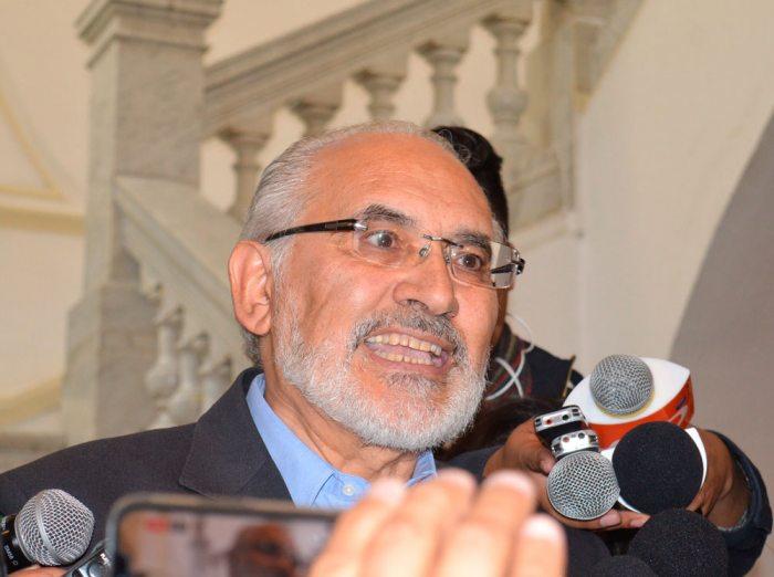 Expresidente Carlos Mesa.