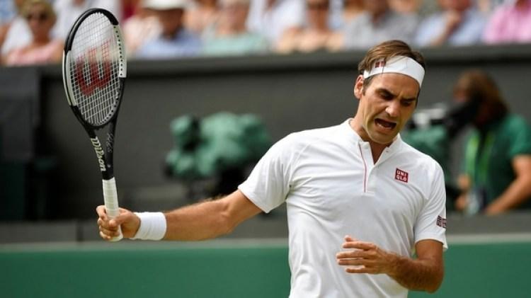 Federer accedió a cuartos de final de Wimbledon por 16° vez en su carrera