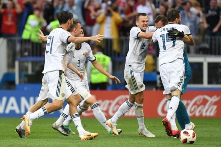 Los rusos eliminaron a España y clasificaron a cuartos de final