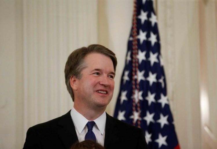 Kavanaugh sirve en la Corte de Apelaciones del Circuito de Distrito de Columbia (REUTERS/Leah Millis)