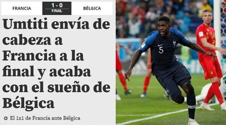 (Mundo Deportivo, España)