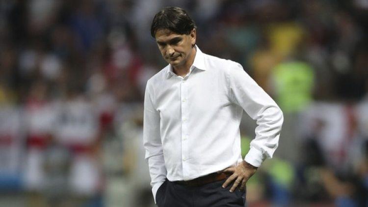 Dalic asumió como entrenador del seleccionado croata en 2017 (Reuters)