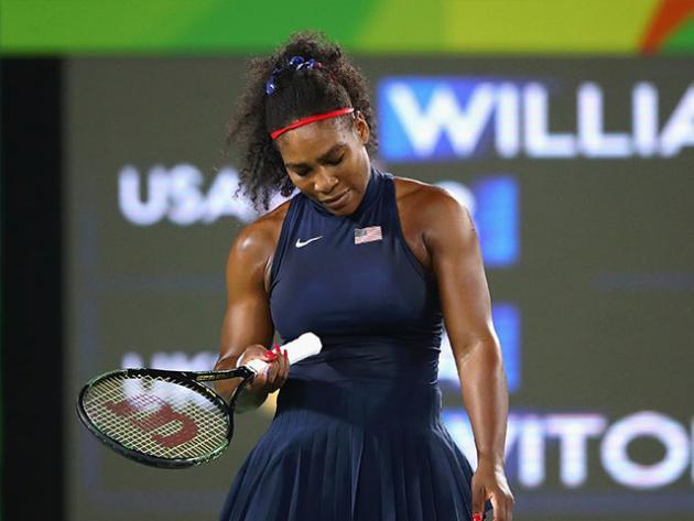 """Serena Williams y su final en Wimbledon: """"Quiero disfrutar ahora cada momento"""""""