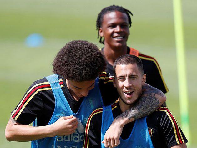 No es un partido más: Entérate cuánto ganará cada jugador de Bélgica por salir tercero