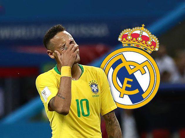 El Real Madrid niega que quiere contratar a Neymar