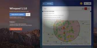 Wirepool, para conocer redes WiFi cercanas y compartir otras