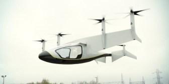 Rolls-Royce trabaja en su propio vehículo volador