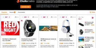 Chollometro, la app colaborativa de compras que tienes que conocer