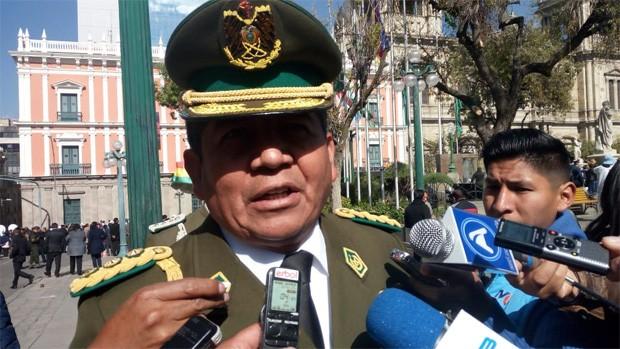 Policía Boliviana amenaza a grupos del 21F: no se permitirá manifestaciones en actos cívicos