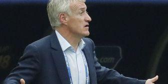 ¡Insólito! Futbolista francés pide la renuncia de Didier Deschamps