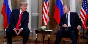Donald Trump aseguró que le advirtió a Vladimir Putin que no aceptaría injerencia rusa en Estados Unidos