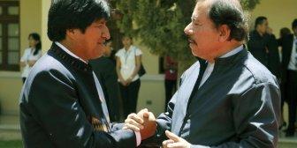 """""""Bolivia no apoya a Ortega, sólo el Presidente Evo"""""""