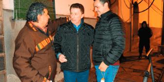 Jorge Roca 'Techo 'e paja' sale libre y vuelve con su familia después de casi 28 años