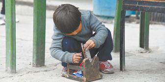 En El Alto hallan a 35 familias viviendo en la miseria