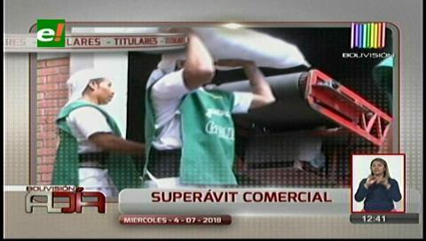 Video titulares de noticias de TV – Bolivia, mediodía del miércoles 4 de julio de 2018