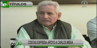 Video titulares de noticias de TV – Bolivia, mediodía del jueves 12 de julio de 2018