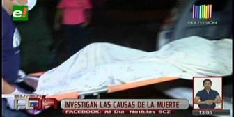 Encuentran el cadáver de una mujer en un baño público