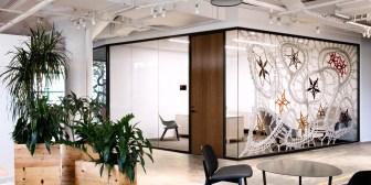 Las oficinas del tercer milenio