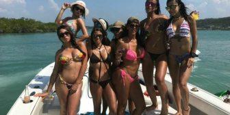 """Revelaron más detalles de las explosivas fiestas sexuales que organizaba """"La Madame"""" en el Caribe colombiano"""