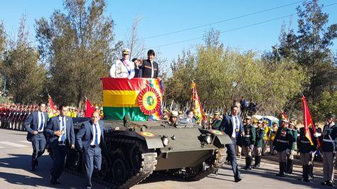 Roban histórica medalla presidencial en Bolivia tras visita de funcionario a prostíbulo