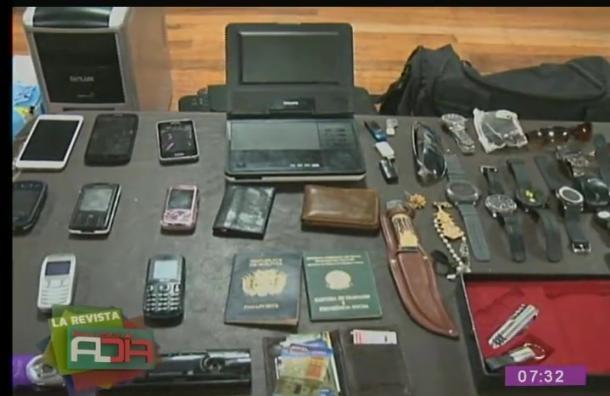 Delincuentes compraban bebidas alcohólicas con objetos robados