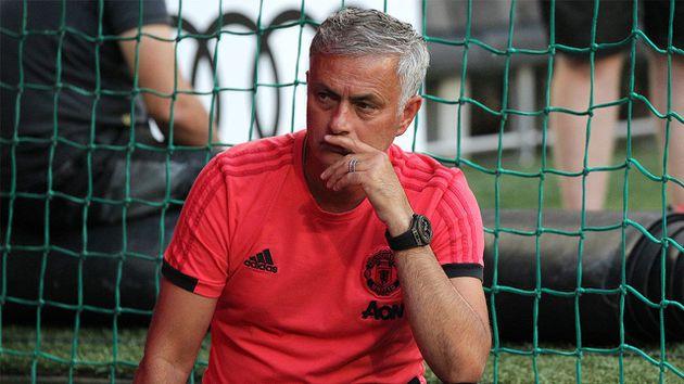 Mourinho y una polémica frase Hay sólo 4 o 5 jugadores a los que sí les importa el Manchester