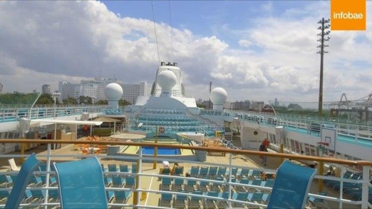 """El crucero """"Sojourn"""" de Seabourn tendrá una capacidad de 458 pasajeros con precios que van de los USD 6.000 a los USD 15.000 por persona"""