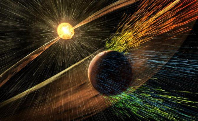 ¿Qué es el viento solar que estudiará la sonda Parker?