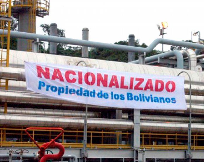 PETROLERAS CON MILLONARIAS GANANCIAS CON EXPROPIACIÓN DEL SECTOR ASUMIDA POR EL RÉGIMEN EN 2006.