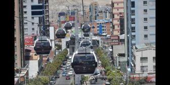 Dos detenidas por oferta ilegal de empleo en el teleférico de La Paz