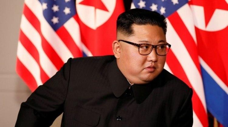 Kim Jong-un, líder de Corea del Norte (Reuters)